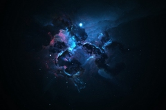 space-kosmos-art-space-art-dark-sinii-temnyi-svetlyi-zvezdy